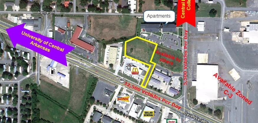 Commercial Lot for Sale – Germantown Center