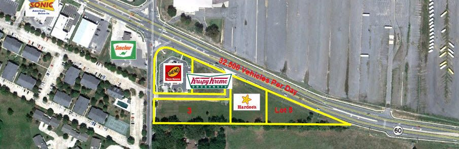 Commercial Lot for Sale – Germantown Corner