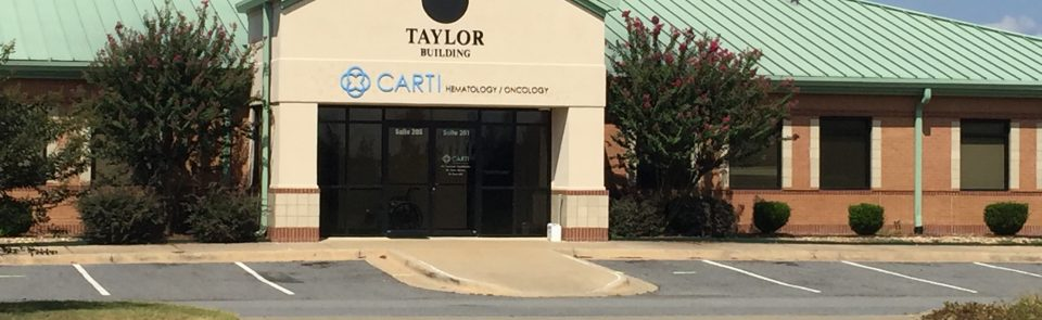 Taylor Building – Conway Regional Medical Park